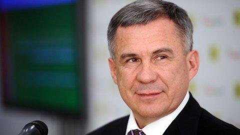 Tatarıstan prezidentinin Azərbaycana səfəri planlaşdırılıb