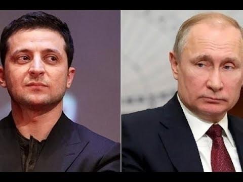 Putin Zelenski ilə telefonda müzakirə apardı