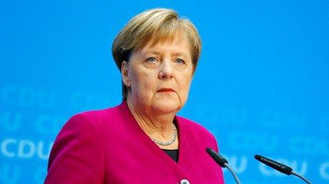 Merkel vaxtından əvvəl istefaya gedə bilər