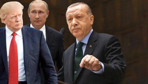 ABŞ Türkiyəyə qarşı sanksiya tətbiqinə hazırlaşır