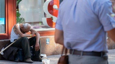Ermənistan əhalisinin 50 faizi yoxsuldur