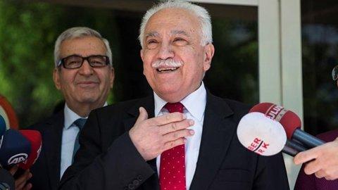 """Perinçek: """"Gül, Babacan və Davudoğlu FETÖ-çudur"""""""