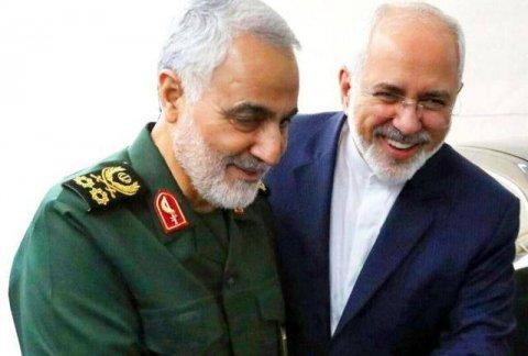İranlı nazir ABŞ-da general Süleymanini təriflədi