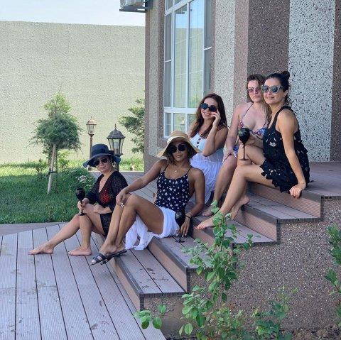 Röya Ayxanın yeni fotolarını yayıblar