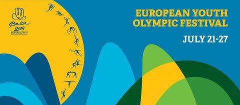 Bu idmançılar Avropa Gənclər Yay Olimpiya Festivalında Azərbaycanı təmsil edəcək