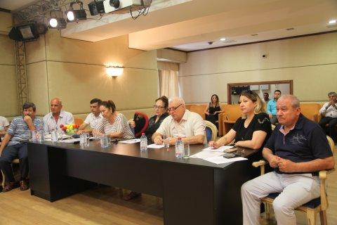 Musiqili Teatrda keçirilən müsabiqənin nəticələri açıqlanıb