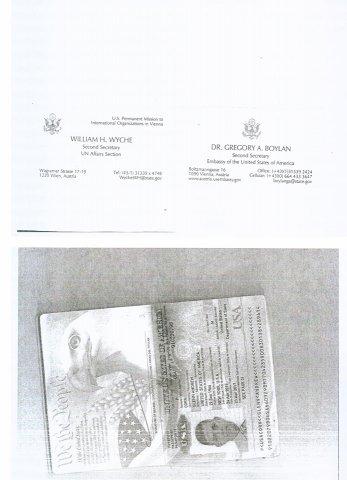 İran kəşfiyyatı amerikalı casusların fotolarını paylaşdı