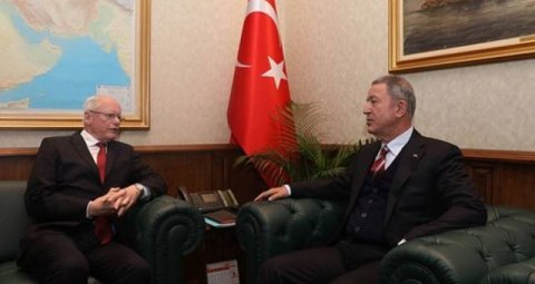 Ceferi Ankarada: ABŞ-la Türkiyə razılaşdı