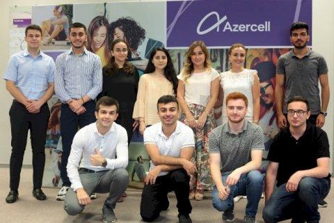 """""""Azercell-Lab"""" təcrübə proqramının qalibləri elan edildi"""