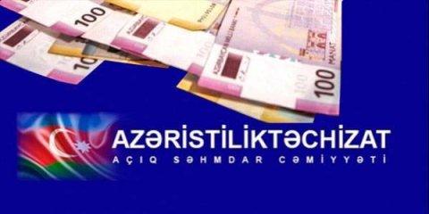 """""""Azəristiliktəchizat"""" siyasi partiyanı maliyyələşdirir?"""