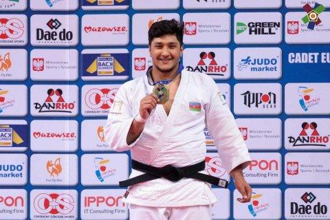 Azərbaycan cüdoçusu qızıl medal qazandı
