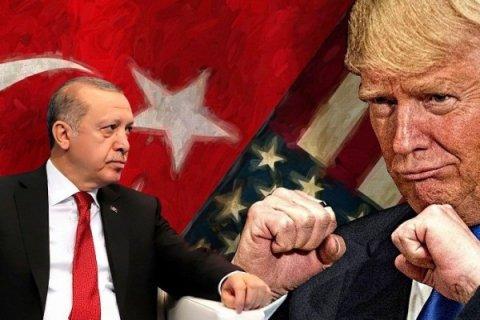 Türkiyə ilə ABŞ arasındakı münaqişə  böyüyəcək