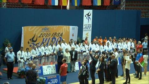 Azərbaycanın paralimpiya yığması Avropanın ən güclü komandası oldu