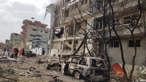 Vitse-prezidentliyə namizədin ofisinə hücum oldu - 20 nəfər öldürüldü