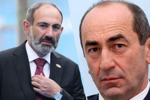 """""""Tab gətirməyəcəksiz"""" - Koçaryan Paşinyanı hədələdi"""