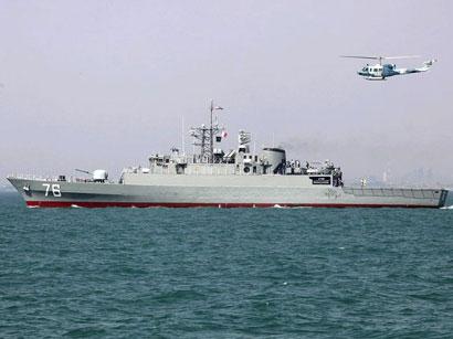 İran və Rusiya Fars körfəzində hərbi təlimlər keçirəcək