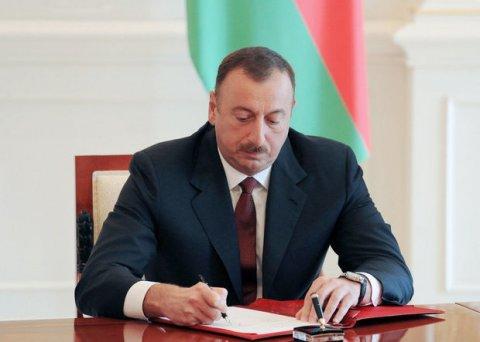 İlham Əliyev Yagizarovla bağlı sərəncam imzalayıb