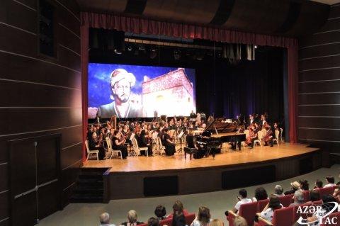 XI Qəbələ Beynəlxalq Musiqi Festivalının açılışı oldu - Mehriban Əliyeva məktub ünvanladı + Mətn