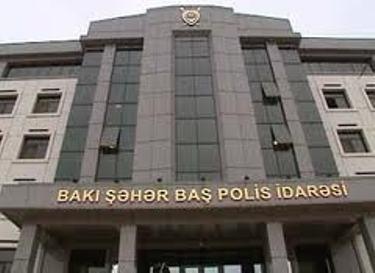 """Bakı polisinin mətbuat katibi: """"Onlar kriminal risk qrupuna aid edilir"""""""