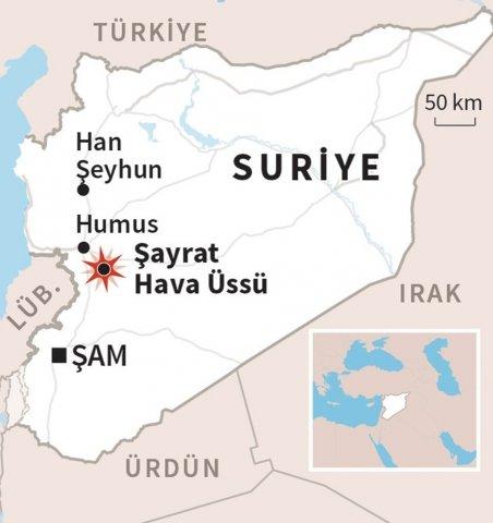 Suriyada hərbi bazada partlayış: 20 hərbçi ölüb