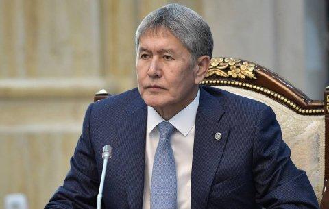 Sabiq prezidentin İqamətgahda atışma:  yaralılar var - Atambayev saxlanıldı