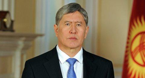 Atambayev qanlı qarşıdurmadan yayındı: sabiq prezident təslim oldu