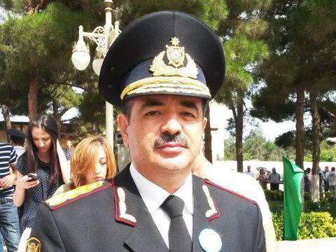 General yeni vəzifəyə təyin olunub