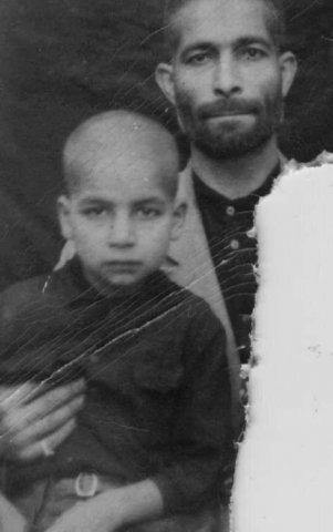 İran prezidentinin uşaqlıq fotosu yayıldı