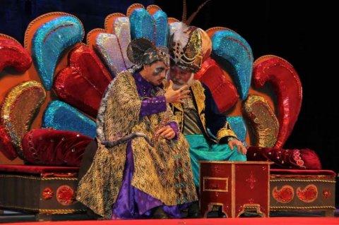 """Musiqili Teatr """"999-cu gecə""""yə hazırlaşır"""