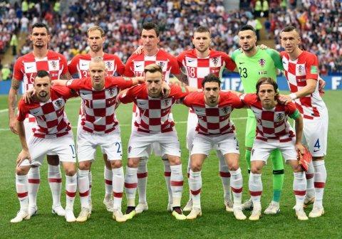 Xorvatiya millisi Azərbaycanla oyuna bu heyətlə çıxacaq