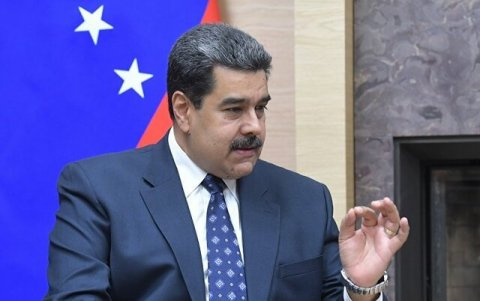 """Maduro təsdiqlədi: """"ABŞ-la danışıqlar gedir"""""""