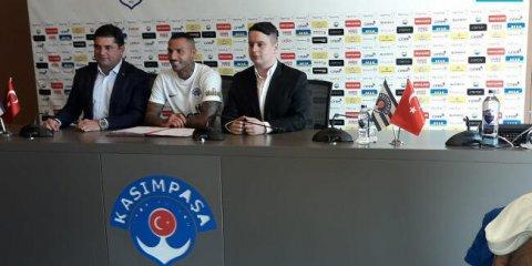 """Kuarejma """"Beşiktaş""""dan getdi"""