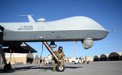 Böyük Britaniya Fars körfəzində dronlar yerləşdirə bilər