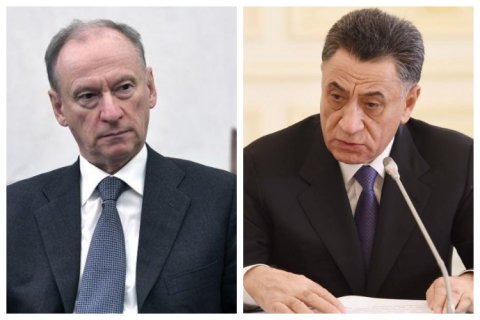 Nikolay Patruşev Ramil Usubovla görüşüb