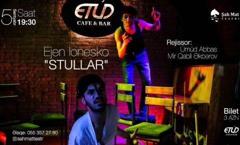 """Teatr yeni mövsümü """"Stullar""""la açacaq"""