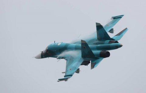 """Rusiyada iki """"Su-34"""" təyyarəsi toqquşub"""