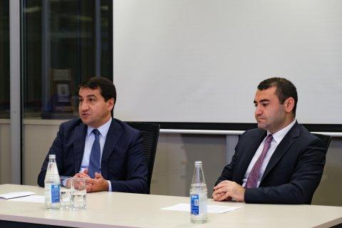 """PA-nın şöbə müdiri: """"Heç bir dairəyə Azərbaycanın daxili işlərinə qarışmağa imkan vermirik"""""""