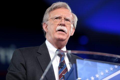 """Con Bolton:""""İranla danışıqlar apara bilərik, ancaq..."""""""