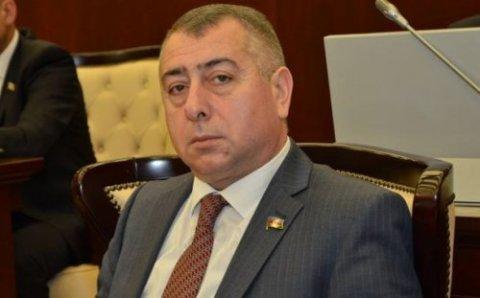 Deputata qarşı ittiham: Rəfael Cəbrayılov dələduzluq edib?