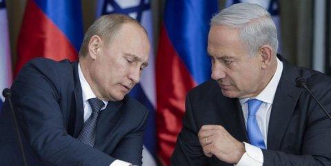 İsrailin baş naziri Putinlə görüşəcək