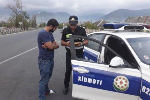 Yol polisi reyd keçirdi: 30 avtobus sürücüsü saxlanıldı