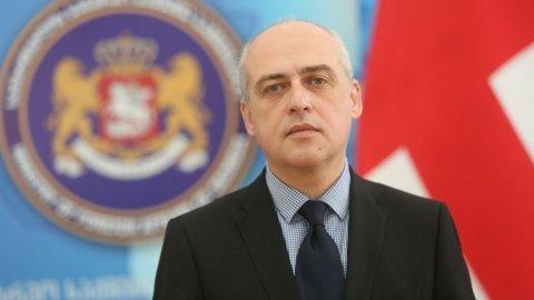 """""""Azərbaycanın dövlət mükafatını almaq şərəfdir"""" - Gürcü nazir"""
