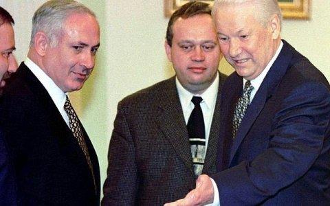 İsrailin baş naziri Yeltsini Consonla səhv salıb