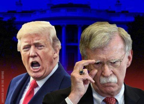 Con Bolton prezidentliyə namizəd olacaq?