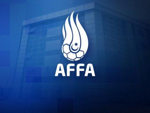 AFFA bəyanat yaydı