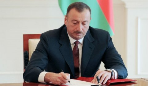 Prezident Naxçıvanla bağlı fərman imzaladı