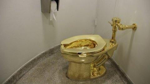 Çörçilin doğulduğu saraydan 2 milyonluq qızıl unitaz oğurlanıb
