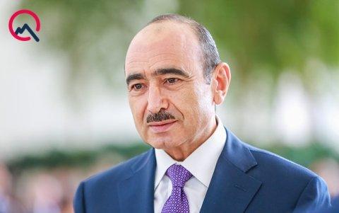 """Əli Həsənov Nuru paşadan yazdı: """"O, xalqımızın qəlbini fəth edib..."""""""