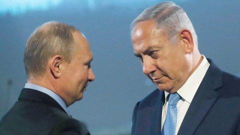 Putin İsraili rusdilli dövlət sayır
