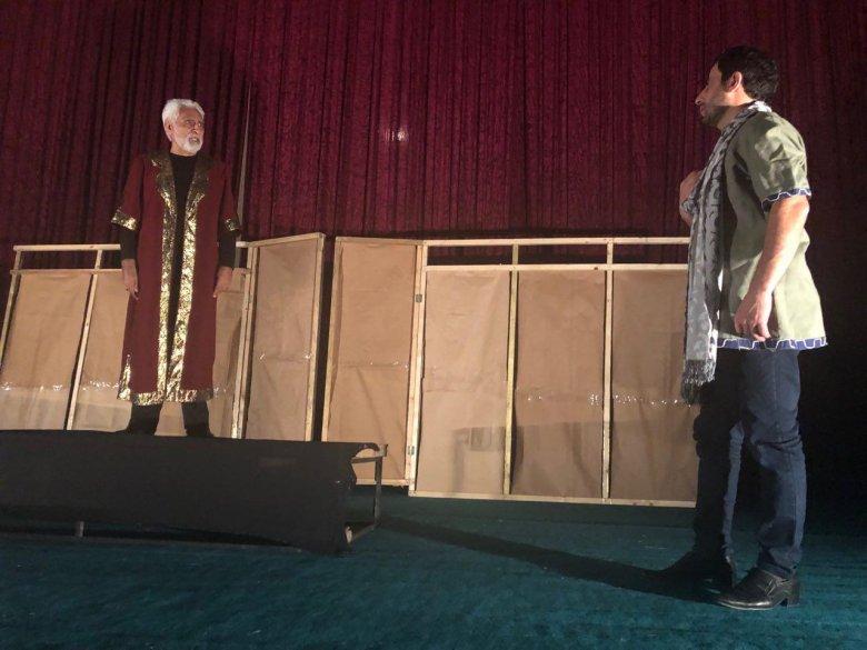 Teatr 129-cu mövsümünü başqa bölgədə açıb